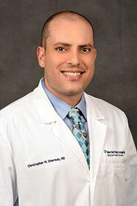 Dr. Christopher Sherman