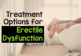 5 Effective Treatment Options for Erectile Dysfunction