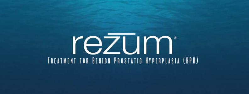 Rezum Treatment for Benign Prostatic Hyperplasia (BPH)