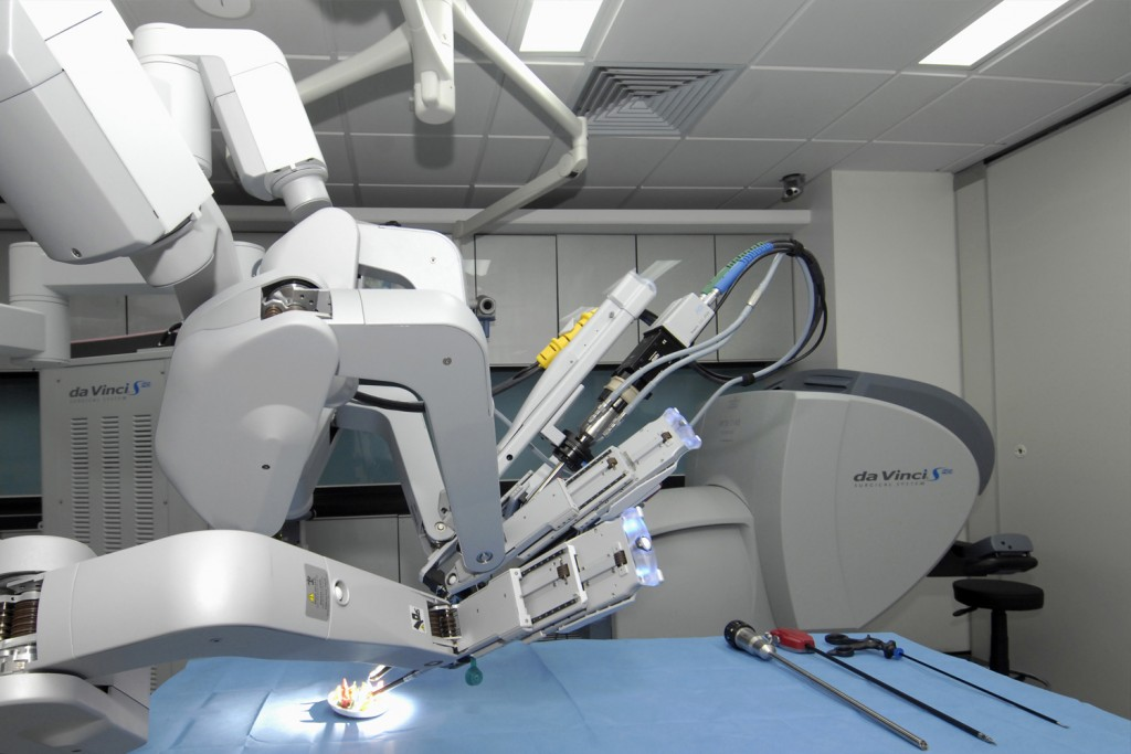 What is the Da Vinci Surgical System?