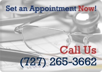 Set an Appointment. Call us now at (727) 265-3662