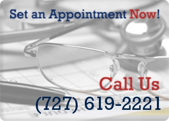Set an Appointment. Call us now at (727) 619-2221