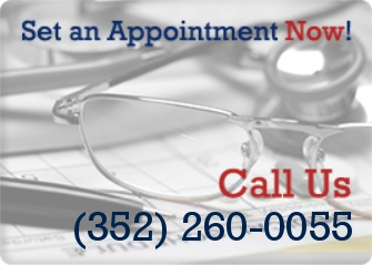 Set an Appointment. Call us now at (352) 260-0055