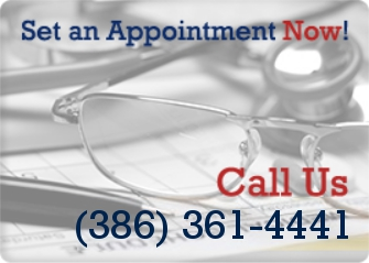 Set an Appointment. Call us now at (386) 361-4441