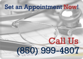 Set an Appointment. Call us now at (850) 999-4807