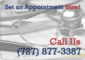 Set an Appointment. Call us now at (727) 877-3387