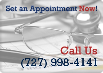 Set an Appointment. Call us now at (727) 998-4141