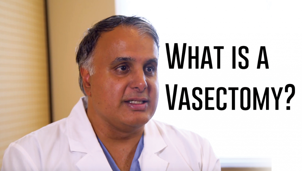 What is a Vasectomy?
