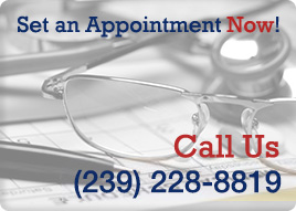 Set an Appointment. Call us now at (239) 228–8819