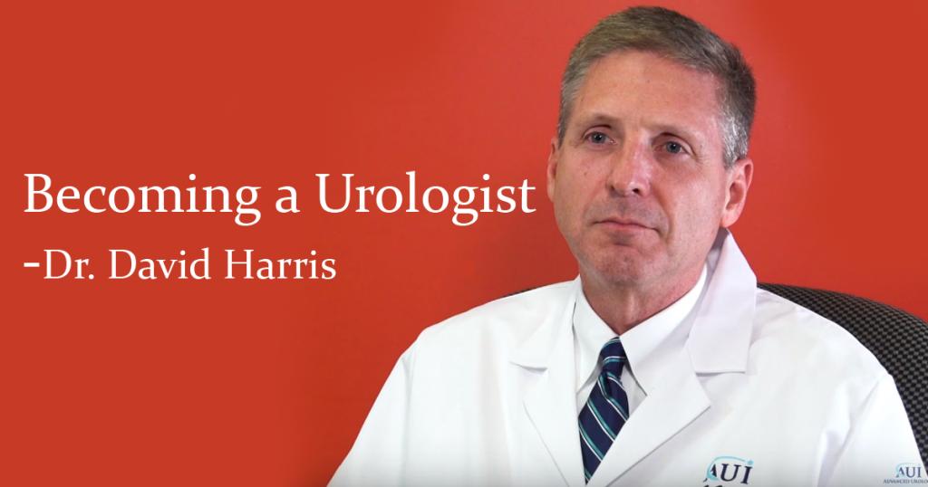 Dr. David Harris – Becoming a Urologist