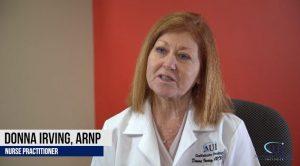 Donna Irving ARNP of Advanced Urology Institute