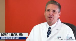 Dr. David Harris of Advanced Urology Institute