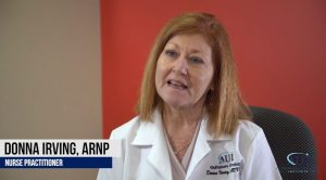 Donna Irving, ARNP of Advanced Urology Institute