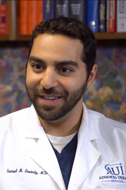 Samuel Lawindy, MD, Advanced Urology Institute