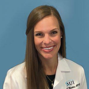 Advanced Urology Institute Support: Lauren Masters, ARNP