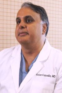 Review Dr. Ketan Kapadia
