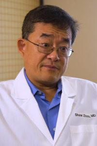 Shaw Zhou, MD of St Petersburg, FL