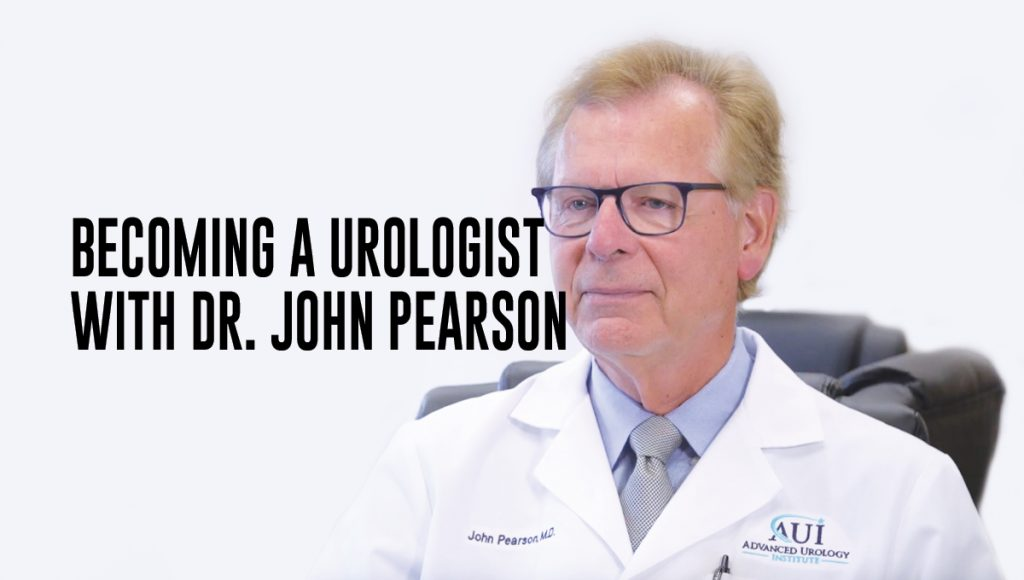 Becoming a Urologist with Dr. John Pearson