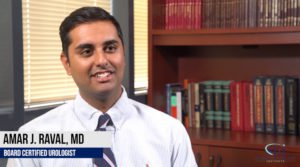 Urologist Dr. Amar Raval of Palm Harbor, FL