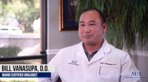 Dr. Billy Vanasupa of St Augustine, FL