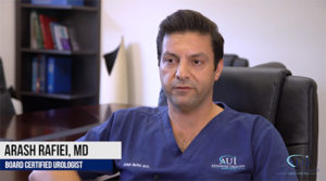 Urologist in DeLand, FL: Dr. Arash Rafiei