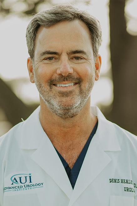 Denis E. Healey, MD, FACS, Advanced Urology Institute
