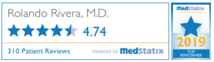Dr. Rolando Rivera on Medstatix