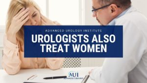Urologists Also Treat Women