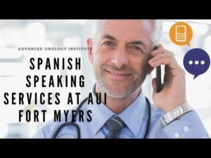 Spanish Speaking Urologists at Fort Myers, FL