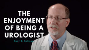 The Enjoyment of Being a Urologist