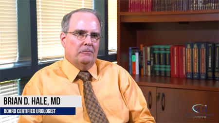 Dr Brian Hale: Urologist in Tampa, FL