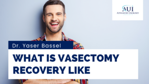 What is Vasectomy Recovery Like?