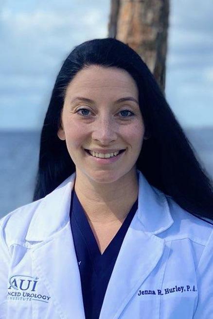 Jenna Hurley, PA