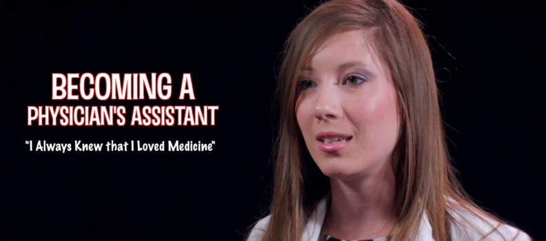 Chelsie Ferrell Becoming a Physician Assistant, 'I Always Knew that I Loved Medicine'