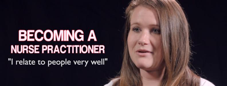 Becoming a Nurse Practitioner – Lisa Cunningham
