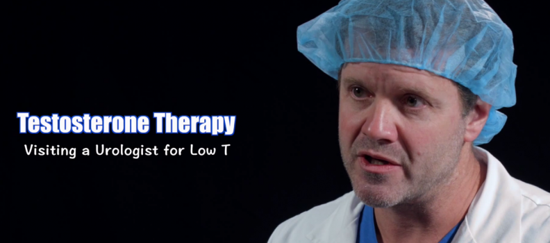 Testosterone Therapy, Visiting a Urologist for Low T – Dr. Stephen Weiss