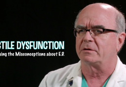Erectile Dysfunction, Overcoming the Misconceptions about E.D – Dr. Martin Dineen
