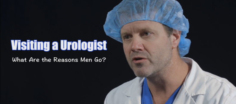 Why Is Visiting a Urologist Mandatory For Men Over 40? – Dr. Stephen Weiss