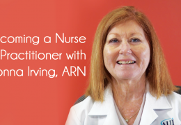 Advanced Urology Institute News: Becoming a Nurse Practitioner with Donna Irving, ARNP