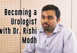 Advanced Urology Institute News: Becoming a Urologist with Dr. Rishi Modh