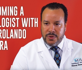 Becoming a Urologist with Dr. Rolando Rivera