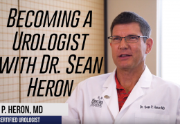 Becoming a Urologist with Dr. Sean Heron