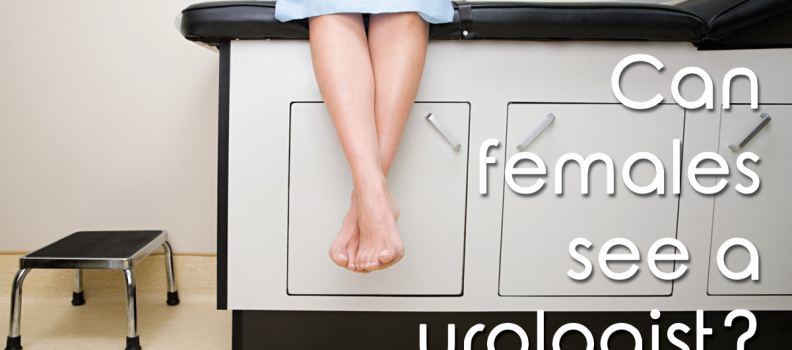 Can females see a urologist?