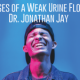 Causes of a Weak Urine Flow