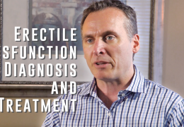 Advanced Urology Institute News: Erectile Dysfunction Diagnosis and Treatment