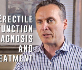 Erectile Dysfunction Diagnosis and Treatment