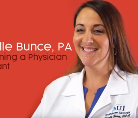 Janelle Bunce, PA – Becoming a Physician Assistant