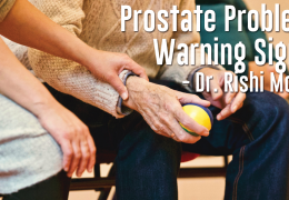 Advanced Urology Institute News: Prostate Problem Warning Signs