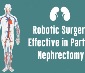 Robotic Surgery Effective in Partial Nephrectomy