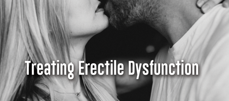 Treating Erectile Dysfunction